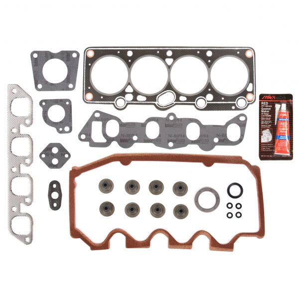 Head Gasket Set Fit 91-96 Ford Escort Mercury Tracer 1.9L SOHC 8V