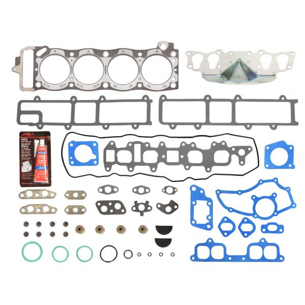 Head Gasket Set Graphite Fit 85-95 Toyota 4Runner Pickup 2.4 SOHC 22R 22RE 22RE