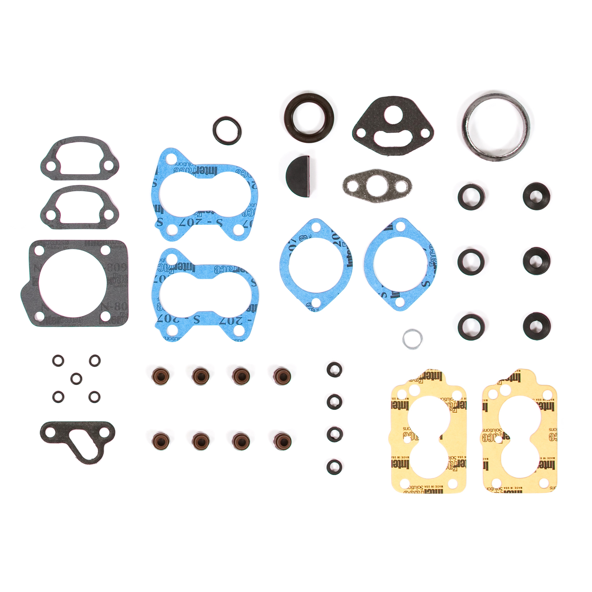 Head Gasket Set Fit 89-95 Isuzu Amigo Impulse Pickup Trooper 2 0 2 3