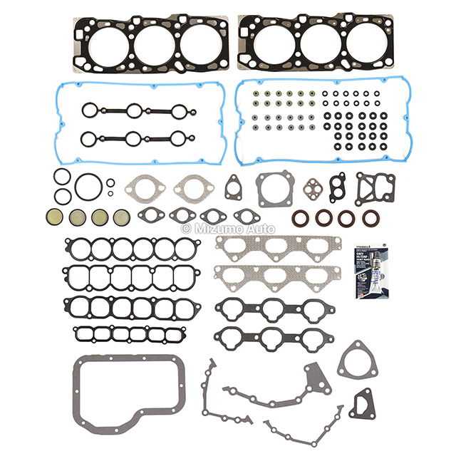 Full Gasket Set Fit 03-06 Kia Sorento 3.5L DOHC G6CU