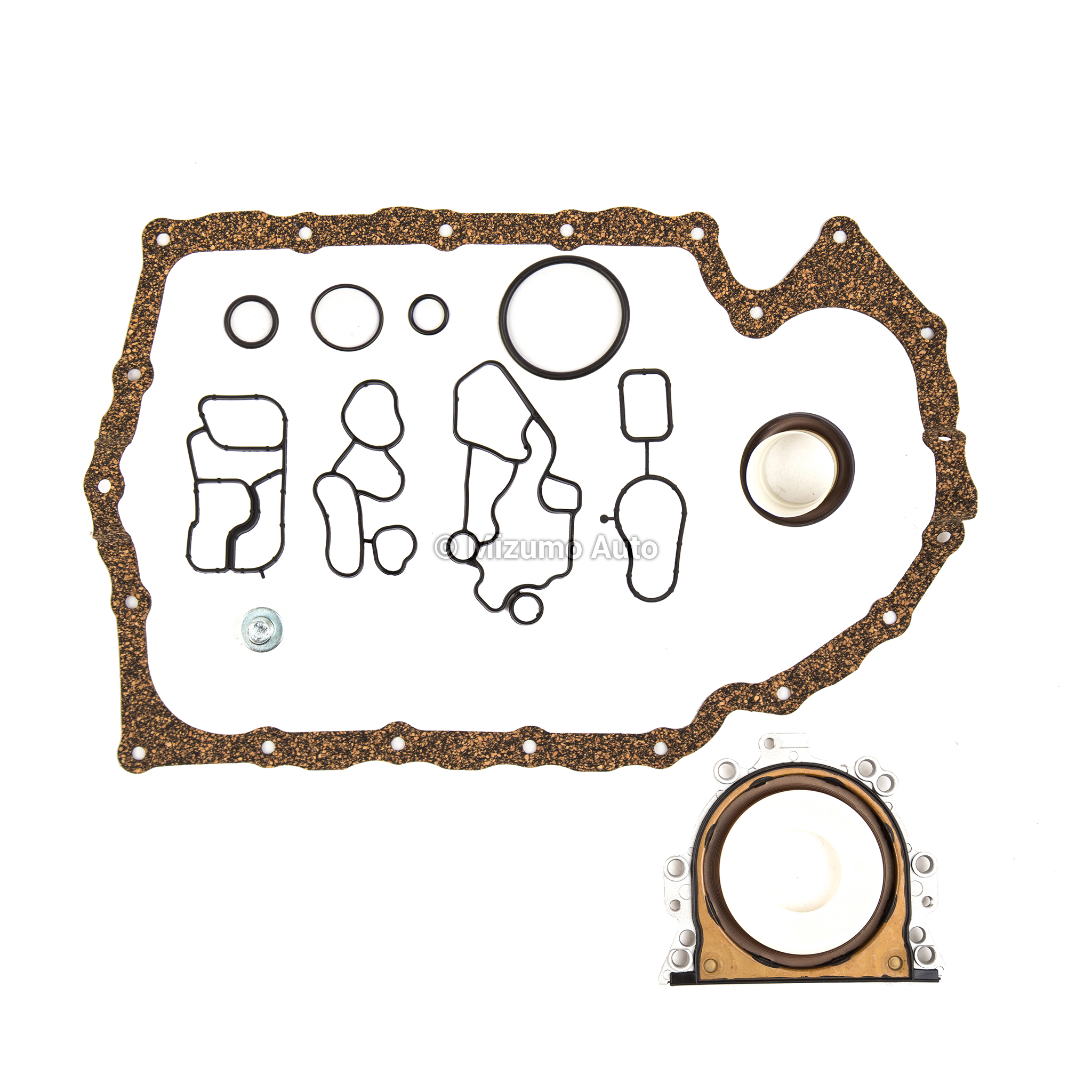 Full Gasket Set Fit 05-11 Audi A3 A4 Quattro Q5 Turbo 2.0L DOHC BPY BPG