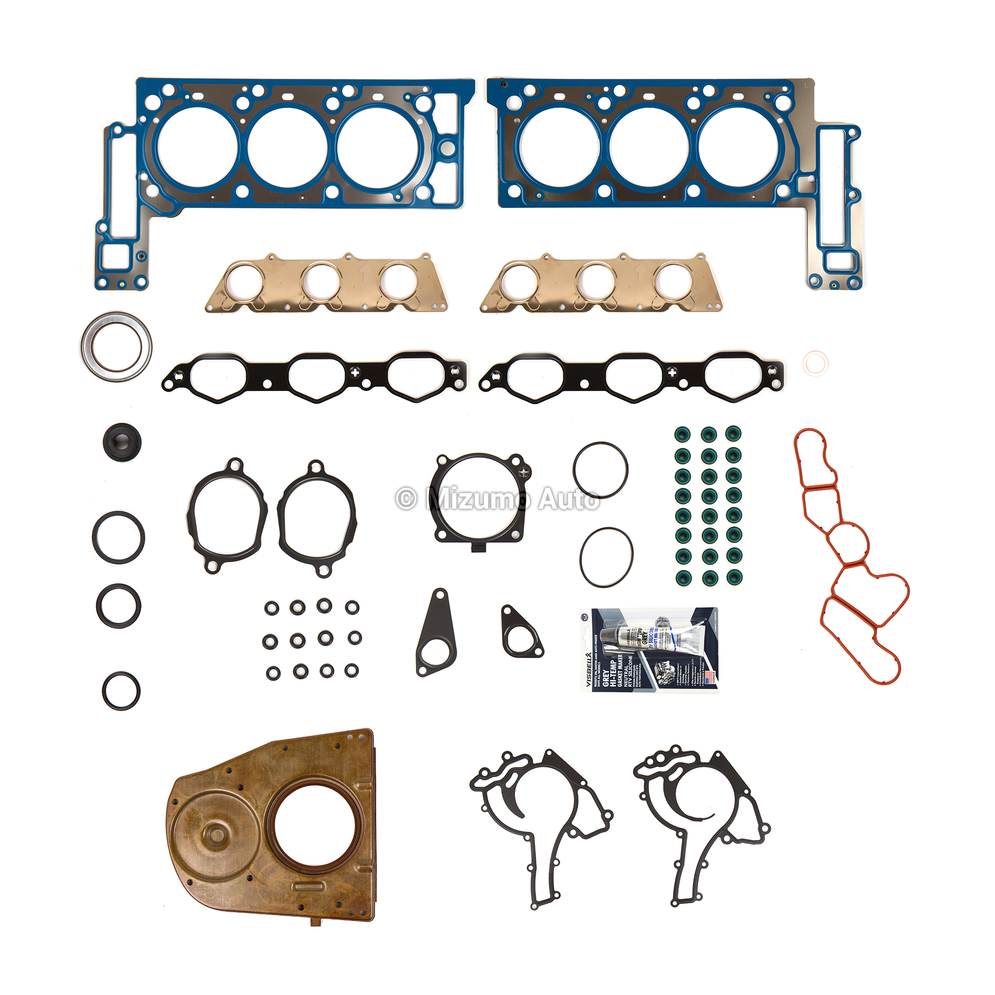 Full Gasket Set Fit 05-13 Mercedes E350 C350 R350 ML350 3.5L DOHC