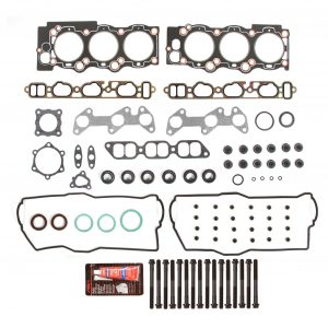 Head Gasket Bolts Set Fit 89-91 Toyota Camry Lexus ES250 2.5 DOHC 24V 2VZFE
