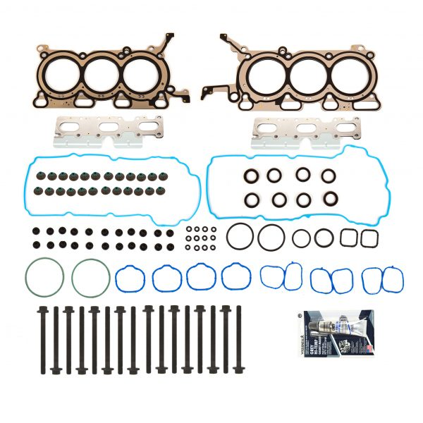Head Gasket Bolts Set Fit 09-12 Ford Edge Flex Lincoln MKS MKZ 3.5L DOHC 24v