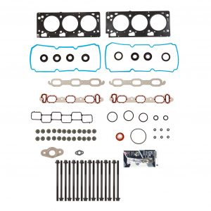Head Gasket Bolts Set Fit 07-11 Chrysler Dodge Volkswagen 4.0L V6 24V VIN X 6